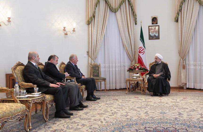 IosebChakhvashvili&HassanRouhani04
