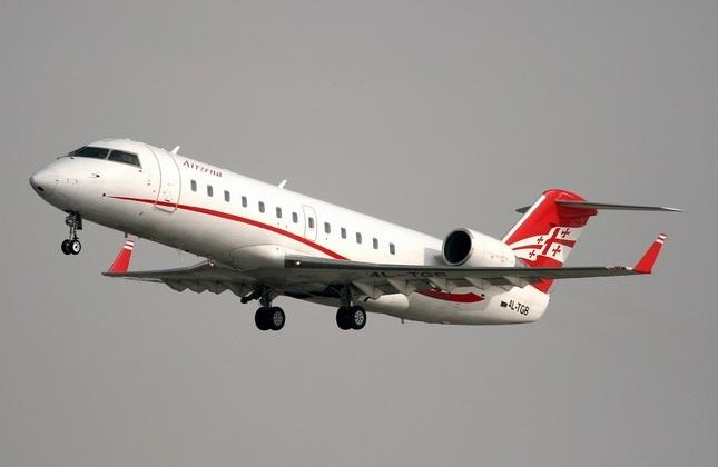هواپیمای سی آر جی، ایرزینا