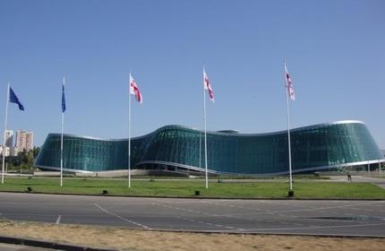 ساختمان وزارت کشور گرجستان