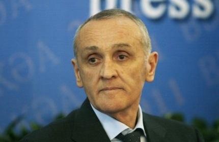 الکساندر آنکواب، رئیس جمهور منطقه جدایی طلب آبخازیا در گرجستان