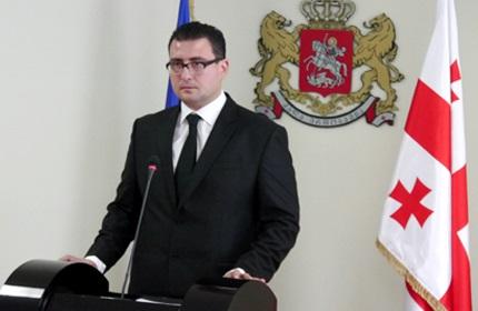 گیورگی سیگوآ، رئیس سازمان ملی گردشگری گرجستان