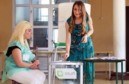 برگزاری دور دوم انتخابات محلی گرجستان