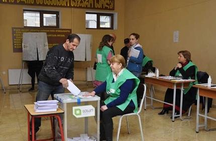 اعلام تاریخ برگزاری دور دوم انتخابات محلی گرجستان