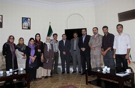 سفر گروه مطالعات قفقاز دانشگاه تهران به گرجستان