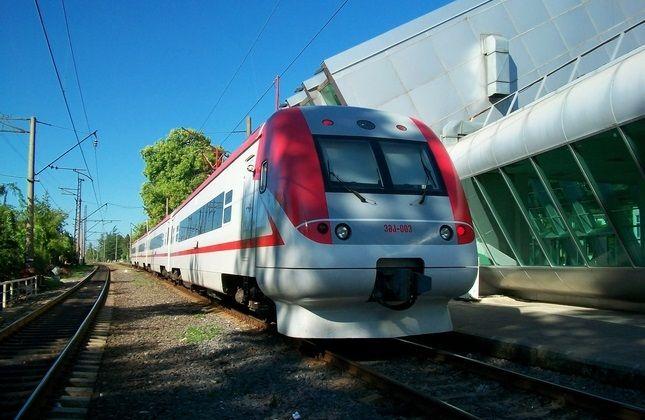 کاهش نرخ بلیط قطارها در گرجستان