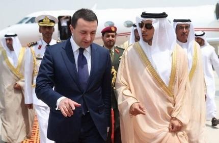 سفر رسمی نخست وزیر گرجستان به امارات متحده عربی