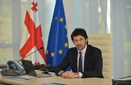 کاخا کالادزه، معاون نخست وزیر و وزیر انرژی گرجستان