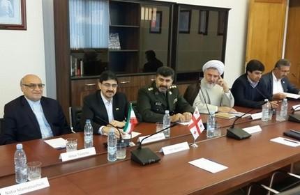 تمایل ایران به سرمایه گذاری های کلان در گرجستان