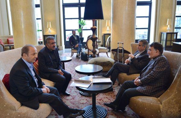 سفر گروهی از بازرگانان ایرانی به گرجستان