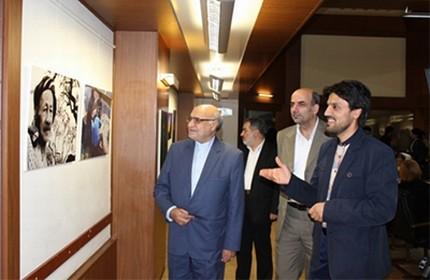 برگزاری نمایشگاه عکس هنرمند ایرانی در گرجستان