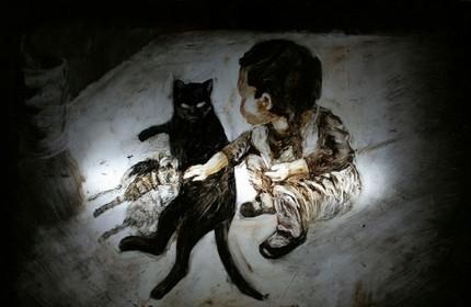 بچه گربه ایرانی جایزه جشنواره توفوزی گرجستان را ربود