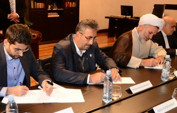 رییس مجلس گرجستان اوایل دسامبر به ایران سفر می کند