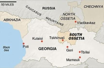 ابراز نگرانی گرجستان از توافق نامه جدید همکاری میان روسیه و آبخازیا