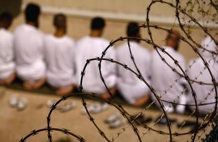 انتقال سه زندانی گوانتانامو به گرجستان
