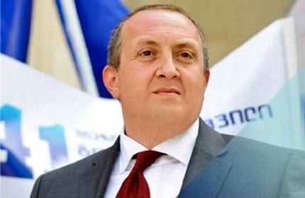 گیورگی مارگولاشویلی، رییس جمهور گرجستان
