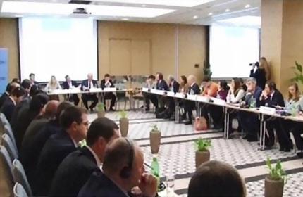 برگزاری سمینار بین المللی مبارزه با فساد در باتومی