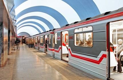 خدمات رایگان مترو تفلیس و تله کابین رایک در شب سال نو و کریسمس