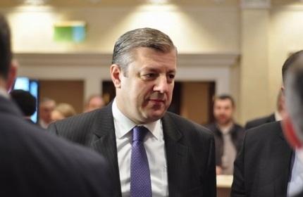 گیورگی کویریکاشویلی، وزیر اقتصاد گرجستان