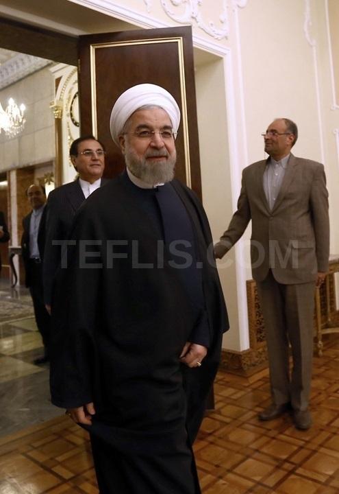دیدارهای دیپلماتیک رئیس پارلمان گرجستان با مقامات ایرانی در تهران