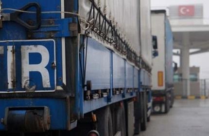 عوارض 200 یورویی برای کامیون های ایرانی عبوری از ترکیه به مقصد گرجستان