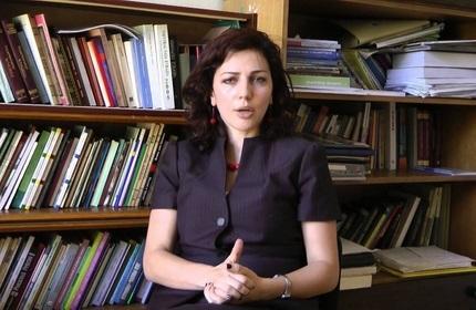 آنا دُلیدزه، نامزد پست ریاست دیوان عالی گرجستان