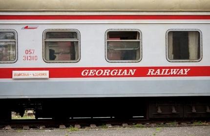 فروش 25 درصد از سهام راه آهن گرجستان