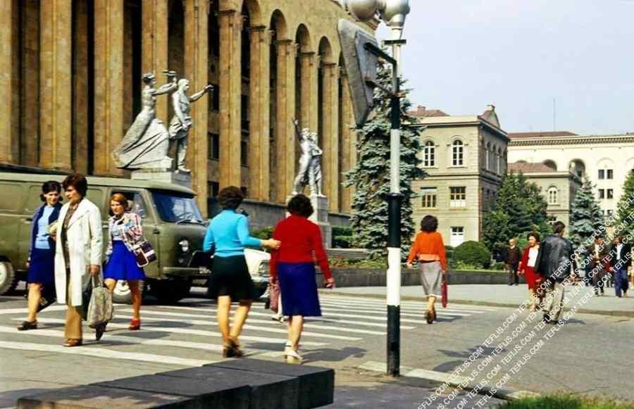 گرجستان، کشوری پیشرو در زمان اتحاد جماهیر شوروی