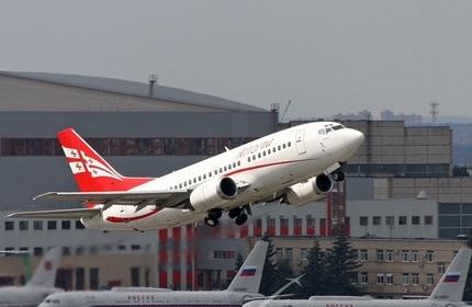 استقبال هواپیمایی ملی گرجستان از برقراری مجدد پرواز به ایران