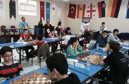 شکست تیم شطرنج نوجوانان گرجستان از ایران