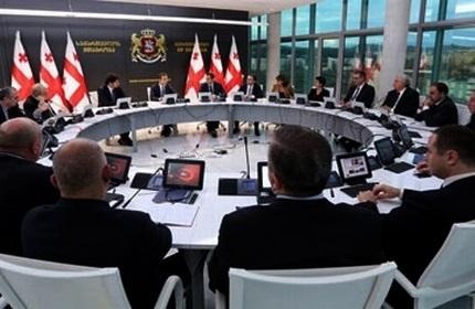 دولت گرجستان نیازمند اعتماد مجدد پارلمان