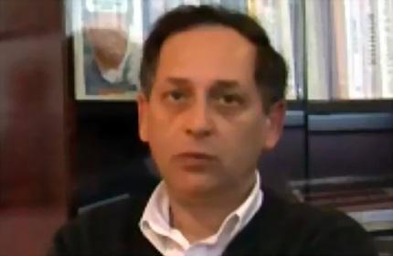 گیورگی سانیکیدزه، رئیس انستیتو شرق شناسی دانشگاه دولتی ایلیای گرجستان