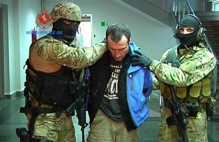 دستگیری متهم به قتل فراری در گرجستان