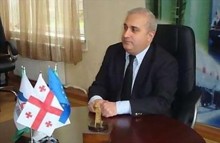 وانو متورالاشویلی، جانشین رئیس اتاق بازرگانی گرجستان و ایران