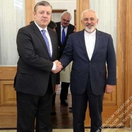 معاون نخست وزیر گرجستان و شهردار تفلیس در تهران