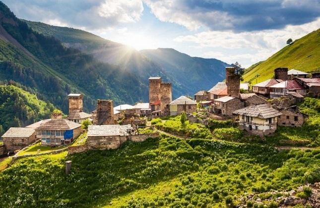 گرجستان، در لیست ارزان ترین مقاصد گردشگری جهان