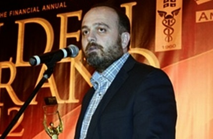 میخائیل چکوآسِلی، عضو هیات مدیره انجمن شرکت های کوچک و متوسط گرجستان