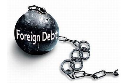 افزایش بدهی خارجی گرجستان