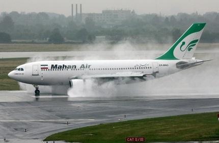 لغو پروازهای هواپیمایی ماهان از ایران به مقصد گرجستان