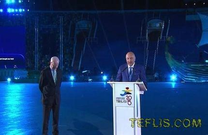 آغاز جشنواره المپیک جوانان اروپا، تفلیس 2015