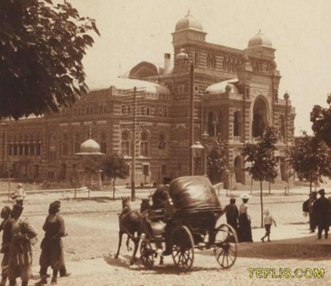 خانه اپرا، 1896 میلادی