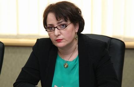 تینا خیداشِلی، وزیر دفاع گرجستان