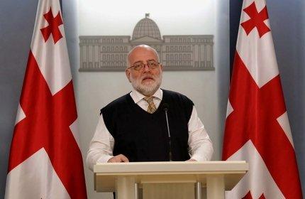 زوییاد کوریدزه، رئیس کمیسیون عفو گرجستان