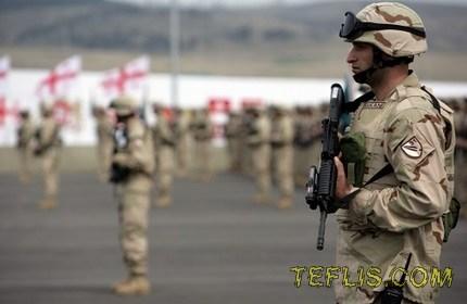 نیروهای نظامی گرجستان در افغانستان