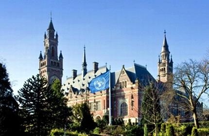 دادگاه بین المللی لاهه، هلند