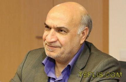 عباس طالبی فر، سفیر ایران در گرجستان
