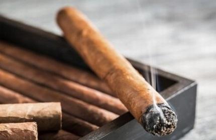 سیگارهای گرجی در راه چین