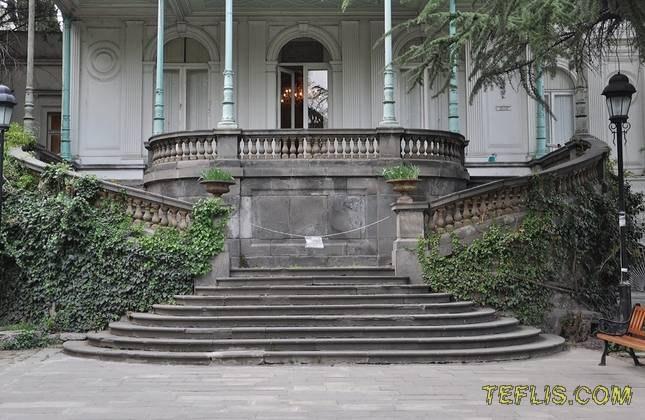 ساختمان سابق شورای نمایندگان گرجستان