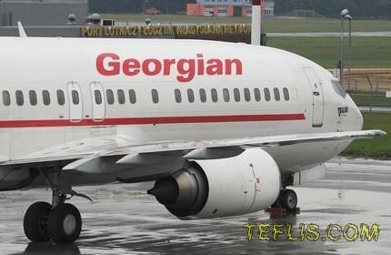 توقف مجدد کلیه پروازهای مستقیم میان گرجستان و ایران