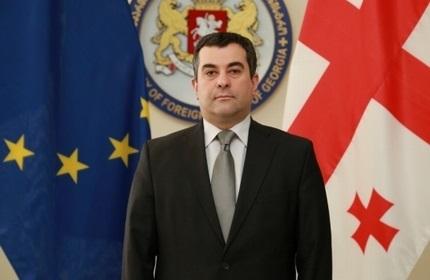 یوسب نانوباشویلی، سفیر گرجستان در یونان