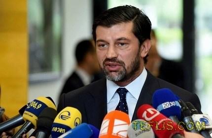 کاخا کالادزه، وزیر انرژی گرجستان